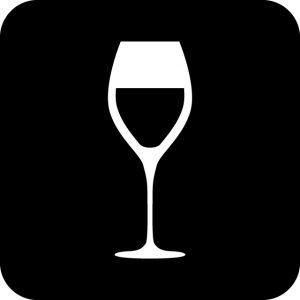 ワインマークのカッティングシートステッカー